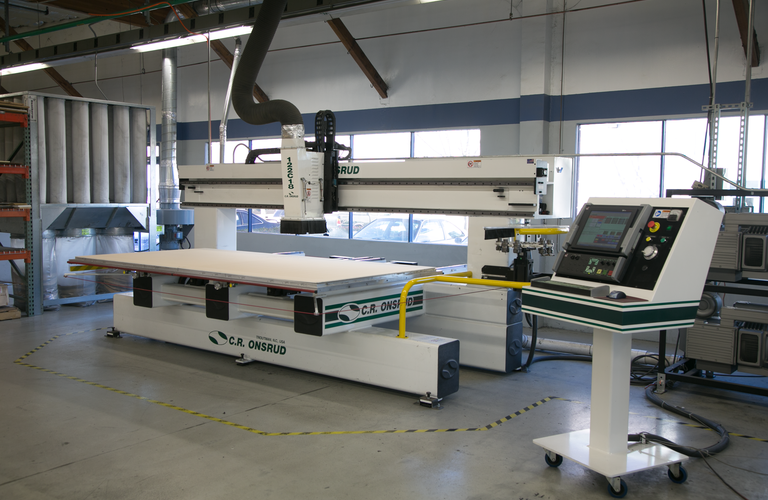 C.R. Onsrud CNC Routers