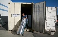 On-site Prepreg Freezer Storage (3)