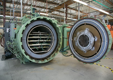 ACP first Autoclave