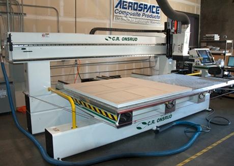 ACP first CNC Machine