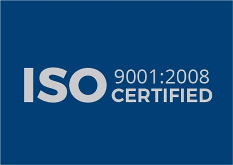 ISO 9001:2008 certification